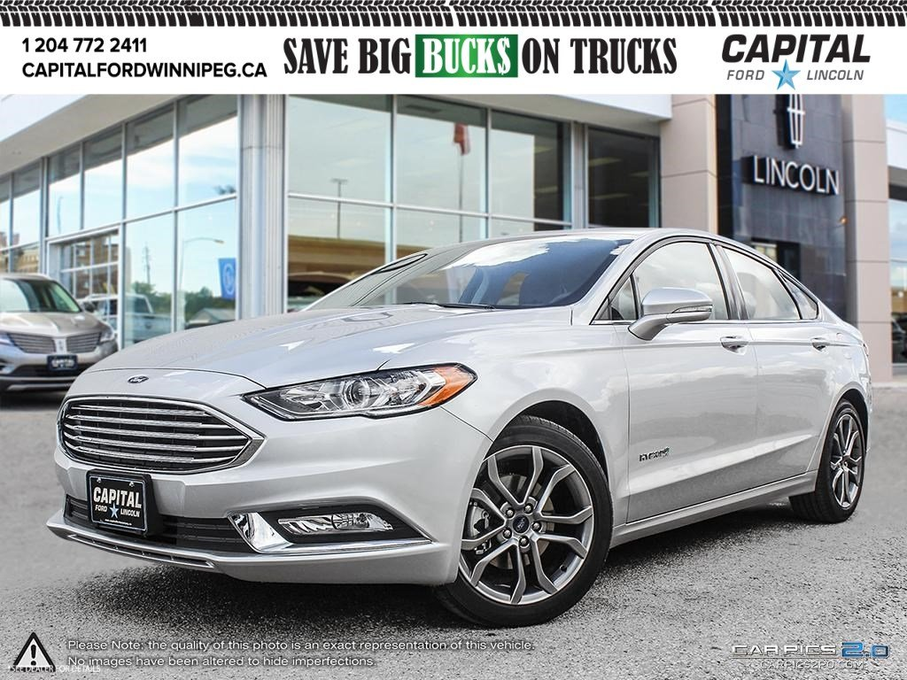 new 2017 ford fusion se hybrid fwd 4 door sedan in regina p0531 capital ford lincoln. Black Bedroom Furniture Sets. Home Design Ideas