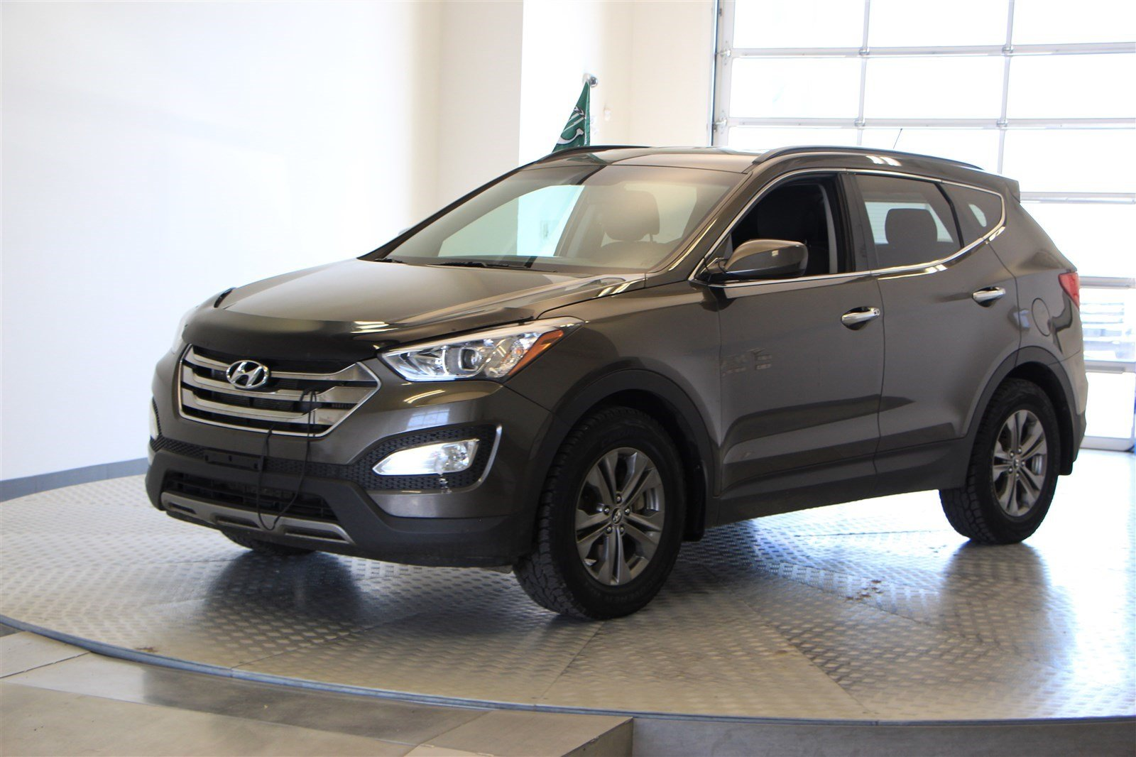 pre owned 2013 hyundai santa fe awd sport pst paid suv in. Black Bedroom Furniture Sets. Home Design Ideas